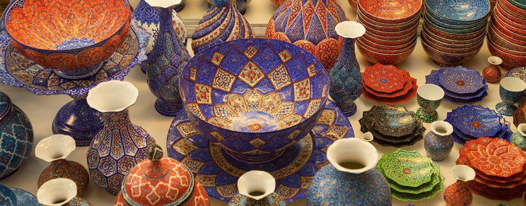 زیباترین صنایع دستی ایران