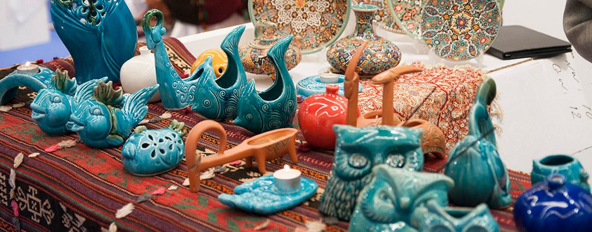 سوغات اصفهان چیه