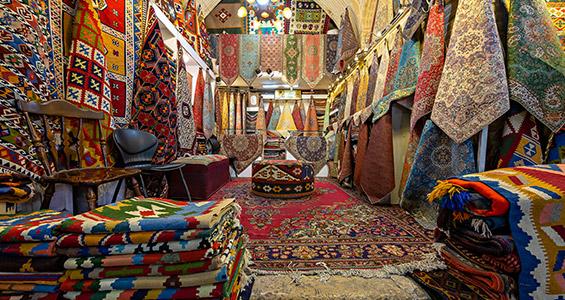 فرش دستباف محبوب ترین صنایع دستی ایران