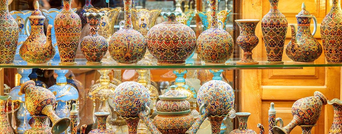 با صنایع دستی اصفهان به طور کامل آشنا شوید