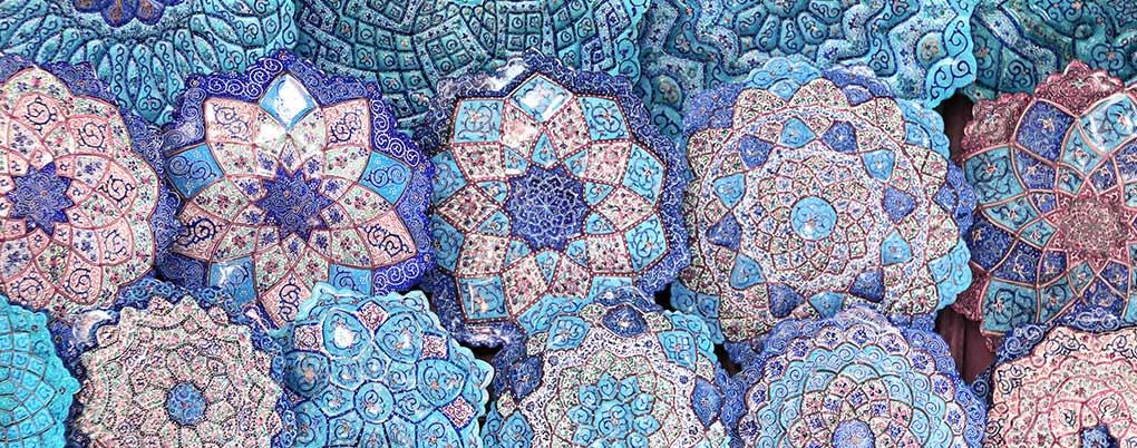 مینا کاری اصفهان