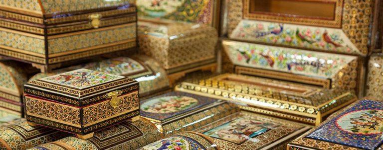 خاتم کاری، هنر دیرینه ایرانی
