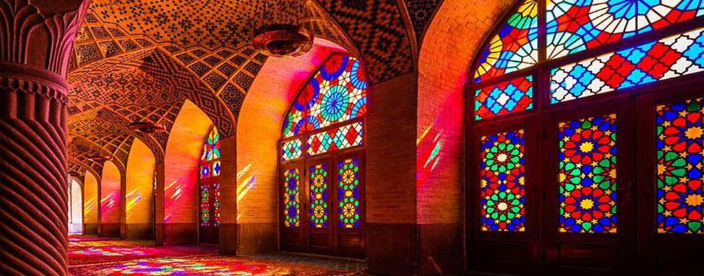 مسجد نصیرالملک صورتی