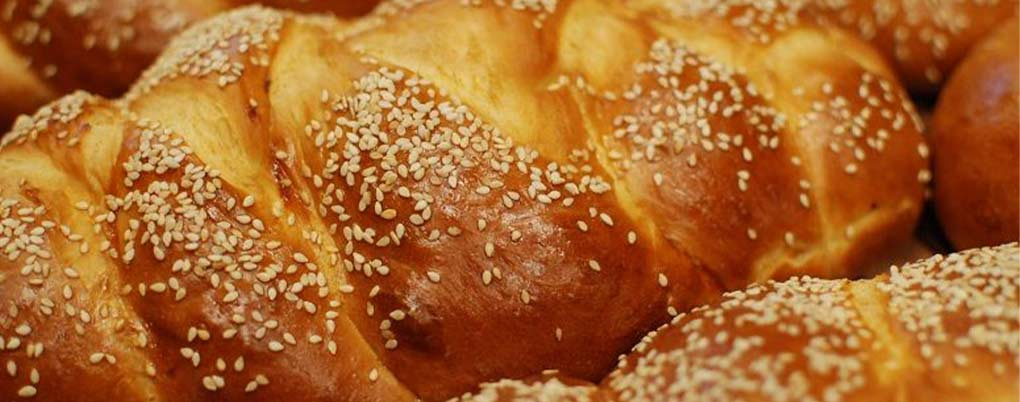 نان شیرمال همدانی