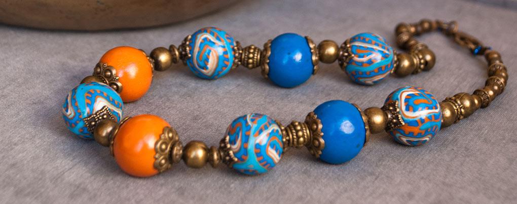 تاریخچه زیورآلات دست ساز سنتی