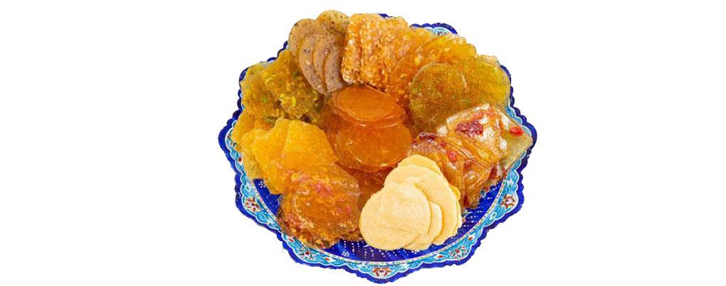 انواع پولکی اصفهان