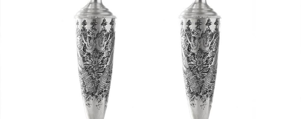 صنایع دستی قلم زنی