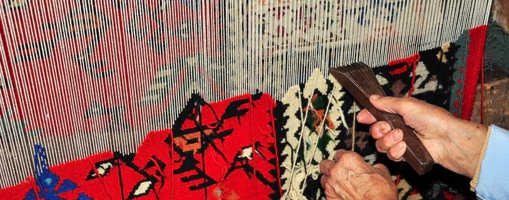 قالی بافی چیست؟