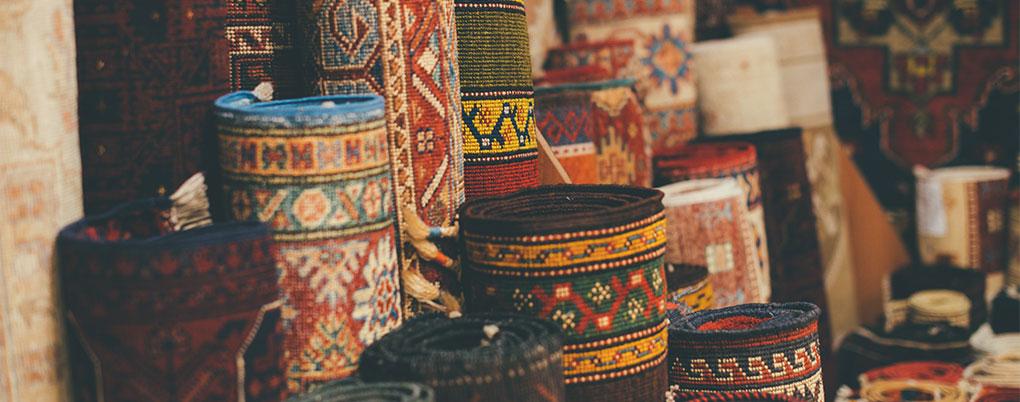 تاریخچه فرش قشقایی