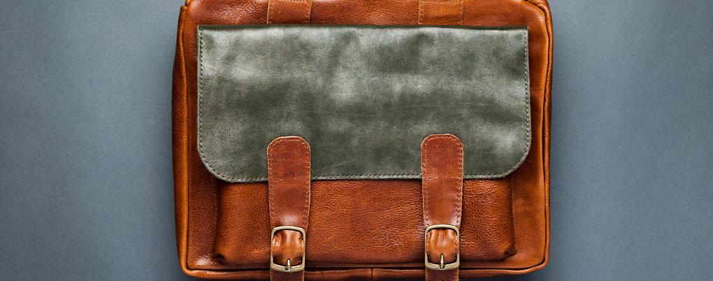 انواع کیف چرم