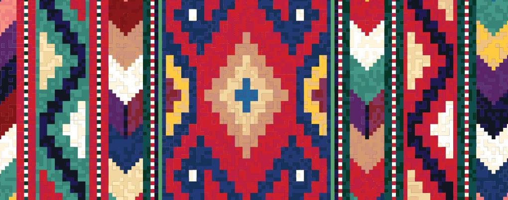 طرح های فرش قشقایی
