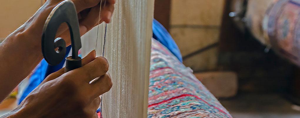ساختار فرش دستبافت تبریز