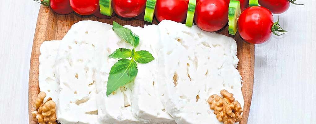مواد لازم در تهیه پنیر تبریزی